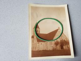 Knokke  Knocke  Photo D'époque  1927 Eglise - Knokke