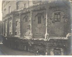 PHOTO/FOTO  - ROMA  - Avanzi Del Teatro Di Marcello - Ed. Extra No. 525 - Places