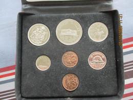 Etuis Monnaies Royales Canadiennes 1973, Proof - Canada