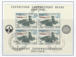 COB   BL 31   (°) - Blocks & Sheetlets 1924-1960
