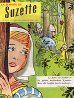 LA SEMAINE DE SUZETTE- N° 102- 5 NOVEMBRE1959-  LA FORET EST SOMBRE LYNETTE- - Ohne Zuordnung