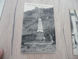 CPA 07 Ardèche Flaviac Monument Aux Morts - Autres Communes