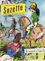 LA SEMAINE DE SUZETTE- N° 100- 22  OCTOBRE 1959-   -JAPON -GUERRIERE - Ohne Zuordnung