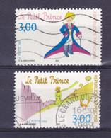 TIMBRE FRANCE N° 3175/3176 OBLITERE - Usati