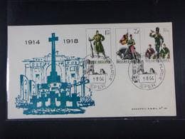 "BELG.1964 1293/1295 FDC ( Ieper ) : "" Patriotisme/Patriotiques "" - 1961-70"