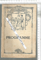 PG  / Vintage  // PROGRAMME THEATRE Du CHATELET 1928 @@ MISSISSIPI SHOW BOAT @@ Rare PuB BERNEVAL-SUR-MER - Programmes