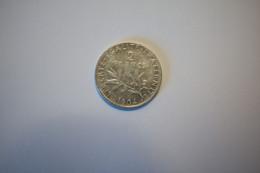2 Francs Argent   1904 - I. 2 Francs