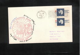 USA 1972 Antarctica US Antarctic Research Programme US Geological Survey Topographic Mapping Satellite Geodesy - Forschungsprogramme