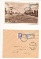 ROYAN. Carte Et Enveloppe FDC 3 Juil. 1954 - Sin Clasificación