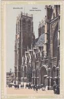 BRUXELLES - Eglise Sainte-Gudule - Ed. Du Gd Bazar De La Rue Neuve - Monumenti, Edifici