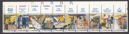USA 1973 - U.S. Postal Service, Set Of 10 Stamps, MNH** - Estados Unidos