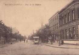A620 Bourg Leopold Rue De La Station - Leopoldsburg