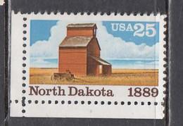 USA 1989 - North Dakota, MNH** - Vereinigte Staaten