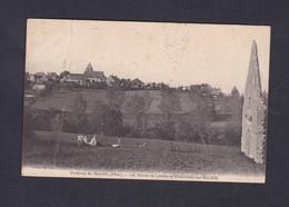 Environs Du Veurdre (03) Ruines De Lorette Et Chateau Sur Allier (Collection Petit  43852) - Otros Municipios