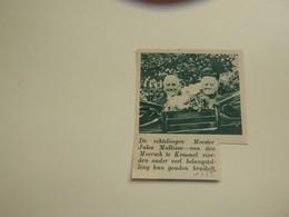 """Origineel Knipsel ( 8211 ) Uit Tijdschrift """" De Stad """" 1935 :   Kemmel - Unclassified"""