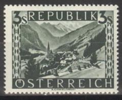 Österreich 769II ** Postfrisch - 1945-60 Unused Stamps
