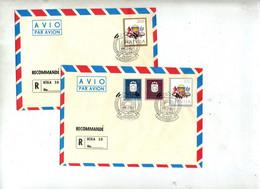 Lettre Fdc 1991 Armoirie - Lettonie