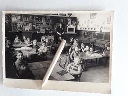 GENK ZWARTBERG GROTE ORGINELE FOTO AFMETINGEN 17 CM  12 CM VAN 1949 - Genk