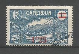 Timbre De Colonie Française Cameroun Oblitéré  N 133 - Usati