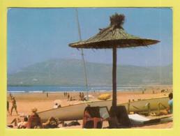 MAROC / AGADIR / L'AGADIR OUFELLA PAR LA PLAGE / 1982 - Agadir