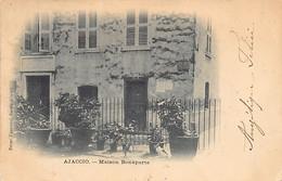 AJACCIO (Corse Du Sud) Maison De Bonaparte - Ed. Bazar Universel - Ajaccio