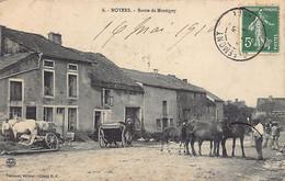 NOYERS Noyers-Pont-Maugis (08) Route De Montigny - Ed. Thévenot - Sonstige Gemeinden
