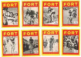 Fort, Reeks: Rik Van Looy (3 Scans) - Matchbox Labels