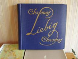Original Old Album Liebig - Liebig