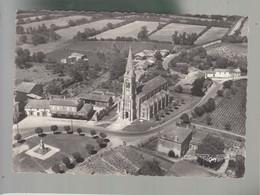 CP - 33 - La France Vue Du Ciel - Queyrac - Place Et Eglise - Andere Gemeenten