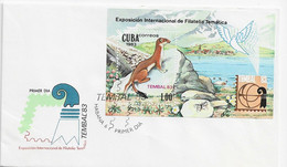 3562   La Habana  1983, Expo. Internacional De Filatelia Tematica Tembal - Cartas