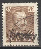 Polen 655 O - Gebraucht
