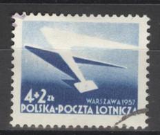 Polen 1004 O Briefmarkenausstellung Warschau - Gebraucht