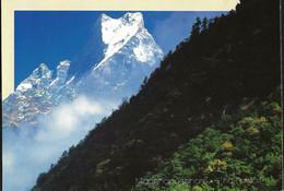 Machhapuchhare - Nepal