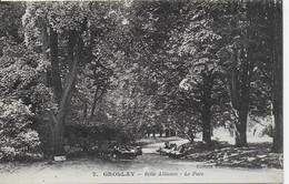 Groslay - Belle Alliance : Le Parc Du Sanatorium - Groslay