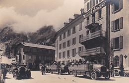 4825182Gletsch – Obergoms VS - Hotel Glacier Du Rhone. - VS Valais
