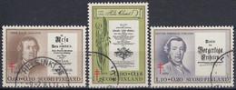 FINLANDIA 1979 Nº 808/810 USADO - Gebraucht