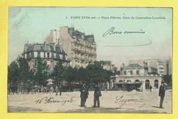 * Paris (Dép 75 - Capital De La France) * (Cadot, Nr 5) Paris XVII Arr, Place Péreire, Gare De Courcelles Levallois - Non Classificati