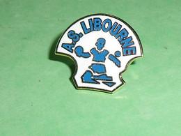 Pin's / Sport : AS Libourne TB2/FF - Table Tennis