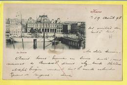 * Le Havre (Dép 76 - Seine Maritime - France) * (10643 T) La Bourse, Bateau, Canal, Quai, Boat, Port, Harbour, Old - Non Classés