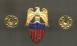 Insigne , MILITAIRE , Militaria , Etats Unis, L.I.G.I - Badges & Ribbons