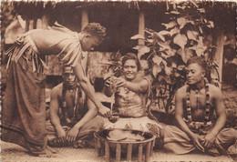 SAMOA- CEREMONIE DU KAVA AUX ILES SAMOA - Samoa