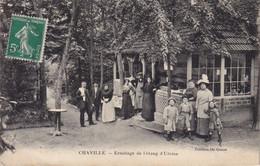 CPA CHAVILLE 92 - Ermitage De L'étang D'Ursine - Chaville