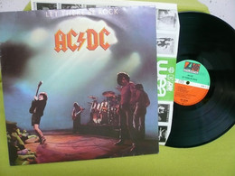 AC DC - 33t Vinyle - Let There Be Rock - Hard Rock & Metal