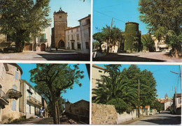 CPM 34 HERAULT - NEFFIES -  Multi. Vues - Photos Henri MOIROUD - Otros Municipios