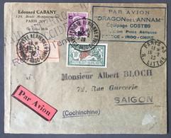 France - DRAGON DE L'ANNAM - Accident 1929 - (C1927) - 1877-1920: Période Semi Moderne
