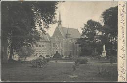 Ollignies - L'Eglise Du Pensionnat 1909 - Lessines