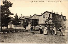 CPA La Ste-BAUME La Nouvelle Chapelle (987332) - Saint-Maximin-la-Sainte-Baume