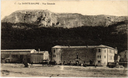 CPA La Ste-BAUME Vue Générale (987333) - Saint-Maximin-la-Sainte-Baume