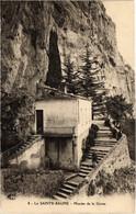 CPA La Ste-BAUME Montee De La Grotte (987334) - Saint-Maximin-la-Sainte-Baume