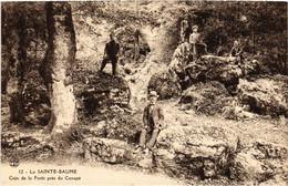 CPA La Ste-BAUME Coin De La Foret Pres Du Canape (987336) - Saint-Maximin-la-Sainte-Baume